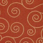 Sample of A Cappella fabric pattern used on Creative Wood office furniture