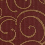 Sample of the Calligraphy fabric option for Creative Wood office furniture
