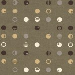 Sample of the Inner Circle fabric option for Creative Wood office furniture