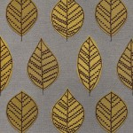 Sample of the Jardin fabric option for Creative Wood office furniture