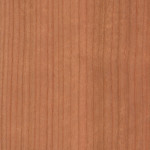 Sample of Creative Wood's quartered cherry premium furniture veneer