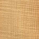 Sample of Creative Wood's quartered maple premium furniture veneer