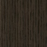 Sample of Creative Wood's reconstituted dark grey oak premium furniture veneer