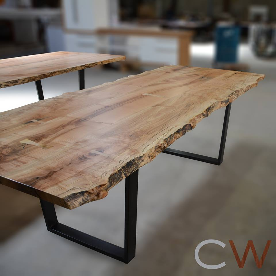 Creative Wood Week In ReviewOctober Creative Wood - Curved conference table