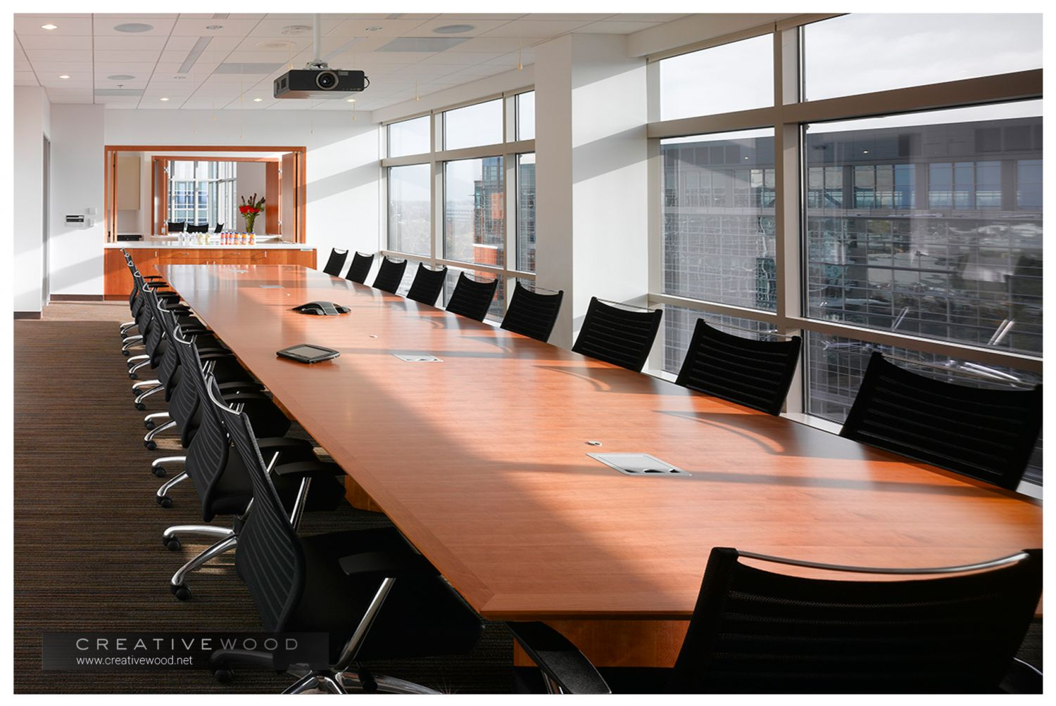 Conference Tables Custom Office Furniture Creative Wood - Extra large conference table