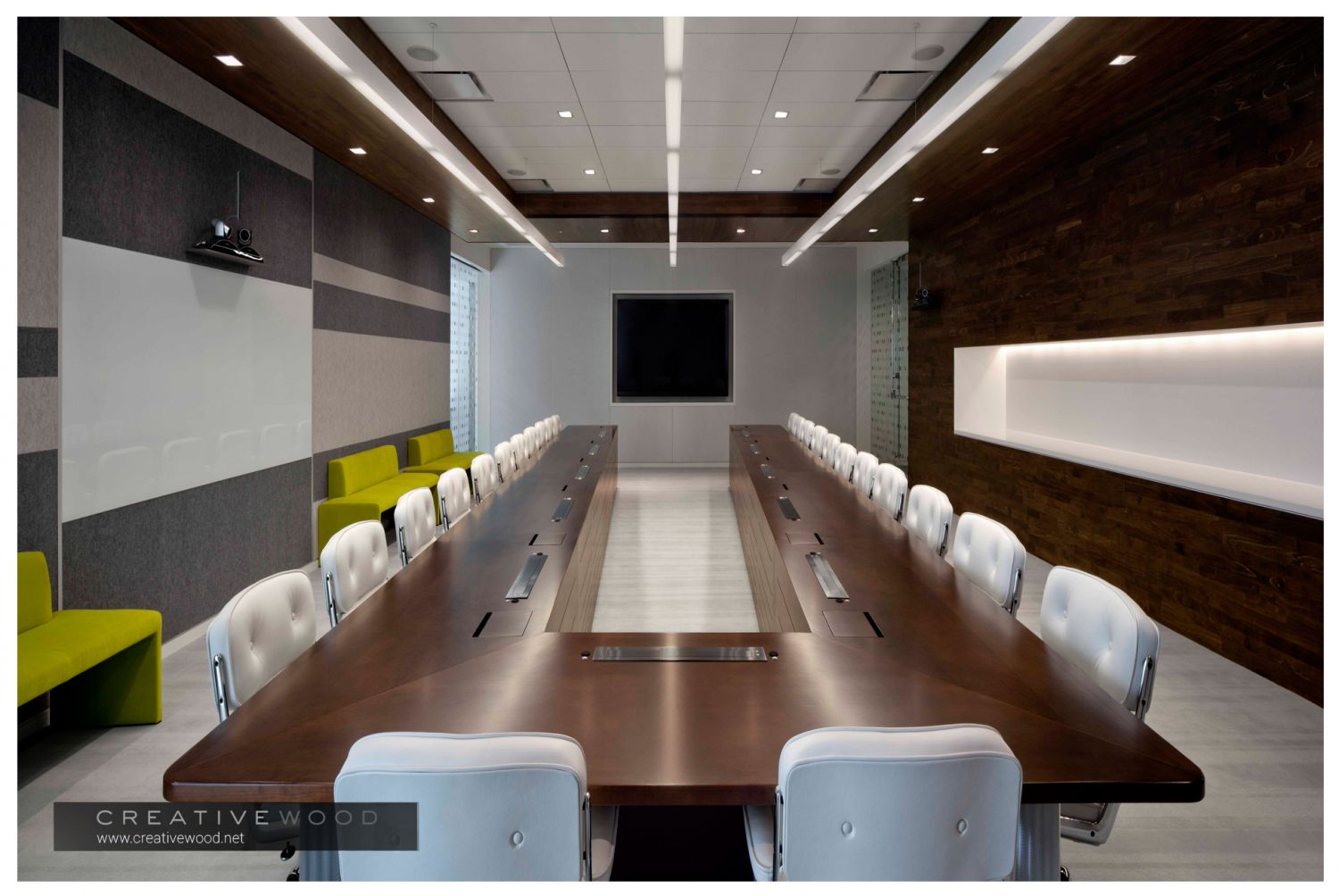 Conference Tables Custom Office Furniture Creative Wood - U shaped conference table designs